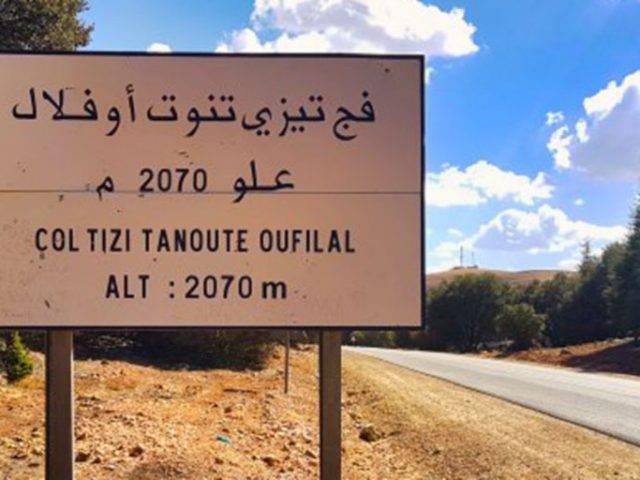 Coll du Tanou ou Fillali