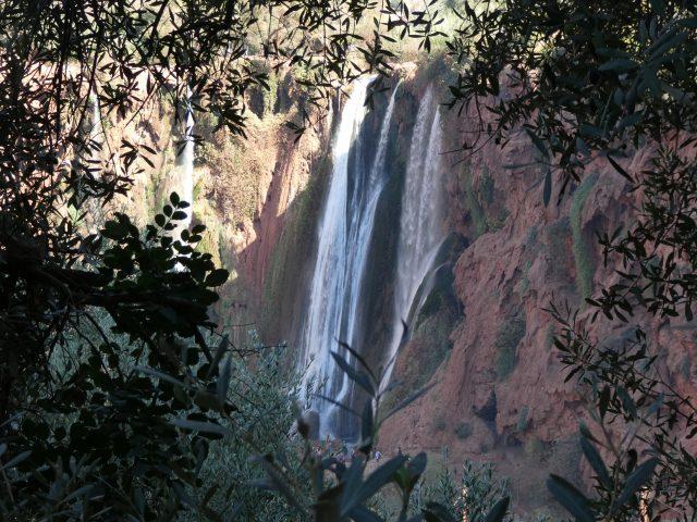 Wasserfälle Ouzoud