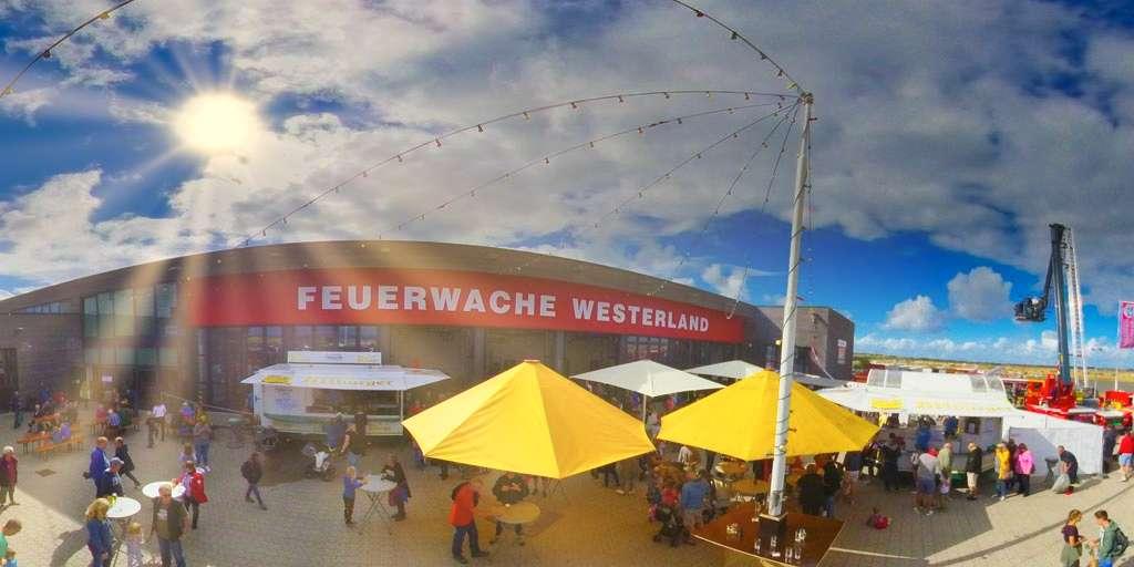 Feuerwehr Westerland – Tag der offenen Tür