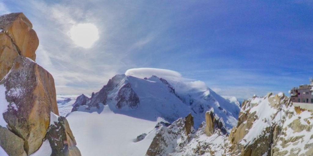 Mont Blanc (Aiguille du Midi)