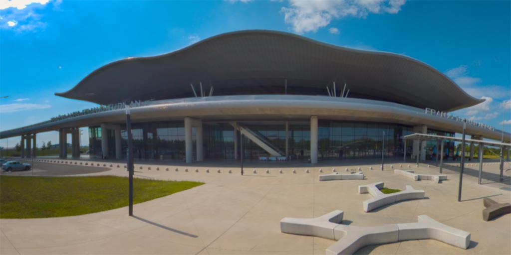 Flughafen Franjo Tuđman Zagreb