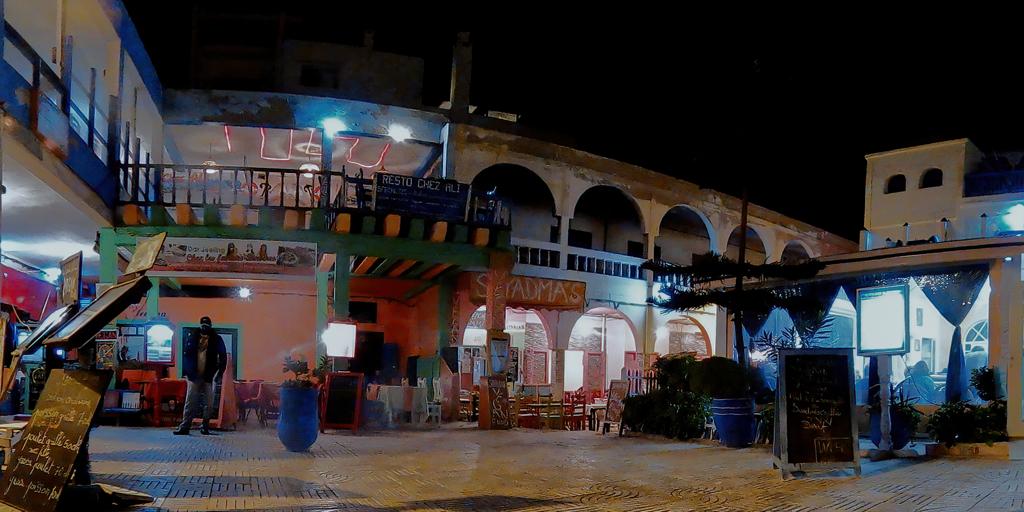 Restaurant El Khaima