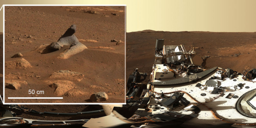Perseverance – Der Mars in 360°