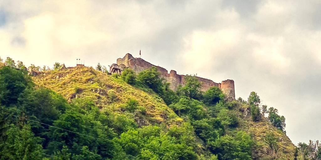 Burg Poenari
